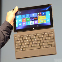 Power Cover, Type Cover 2 for the 2-gen Microsoft Surface announced