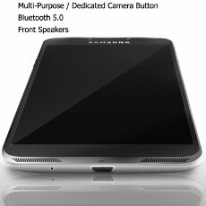 Samsung creating a premium F smartphone line: metal chassis and 16 MP OIS camera due in March