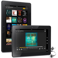 Amazon debuts the powerful Kindle Fire HDX 7 and 8.9