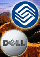 Dell's smartphones on their way to China?