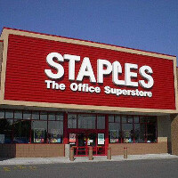 Staples to offer the Apple iPad and Apple iPod online starting next month?
