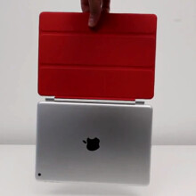 First look at the iPad 5 Smart Covers confirms tablet gone on a diet (video)