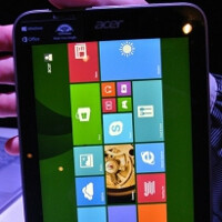 Unannounced Acer Iconia W4 tablet appears in video
