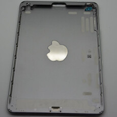 Space Gray iPad mini 2 chassis examined from all sides