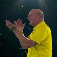 Steve Ballmer bids an emotional, teary goodbye to Microsoft (video)