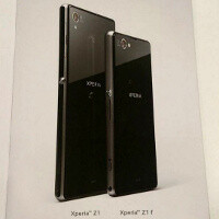 Sony Honami mini is real: first image and specs surface in Japan, phone to be called Xperia Z1 f