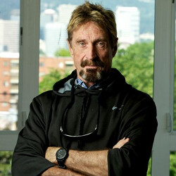 John McAfee to 'defeat NSA' with Decentral - a $100 gizmo that keeps your Android or iPhone private