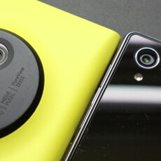 Sony Xperia Z1 Clear Zoom vs Lumia 1020 lossless zoom samples