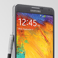 Samsung Galaxy Note 3 display ranks on par with the best, AMOLED hugely improved