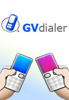 GVdialer is a new Google Voice application