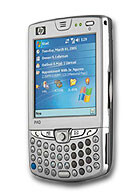 HP's hw6500 iPAQ Mobile Messenger - pictures and details emerged