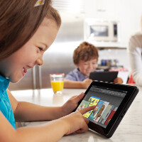 Tablet use on the rise for the kiddies in the U.K.