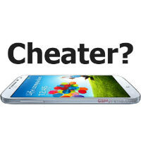 Samsung denies cheating on benchmark tests