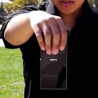 Sony Xperia Z1 drop test: physical survival, emotional ruin (video)