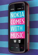 Over 2.5 million Nokia 5800's shipped in Q1 alone