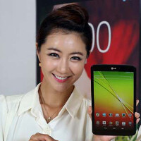 LG G Pad 8.3 has October 14th release date in Korea; tablet is coming to 30 countries before 2014