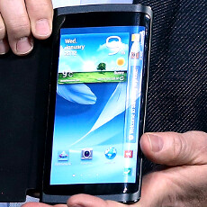 What's in it for me? Flexible OLED display phones explained