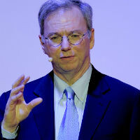"Eric Schmidt says Android is ""more secure than the iPhone"""