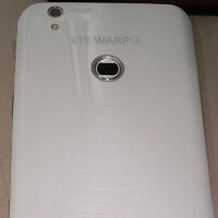 Pantech Vega Note image leaks prior to unveiling, shows rear fingerprint scanner