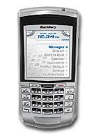 Cingular Wireless launches Blackberry 7100g