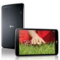 LG G Pad 8.3 performance benchmarks