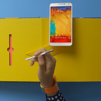 Samsung Galaxy Note 3 promotional video recalls the