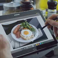 Video promo released for Samsung Galaxy Note 10.1-2014 edition