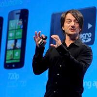 Windows Phone sales are