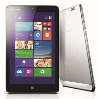 Lenovo announces the $299 8-inch Miix 2 with Windows 8.1 and Intel Bay Trail-T SoC