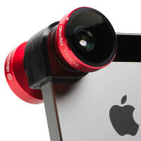 Olloclip releases new 4-in-1 lens package: brings fisheye, wide-angle and two macro lenses to iPhones
