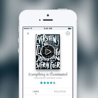 Oyster brings all-you-can read books to iPad for $10 a month
