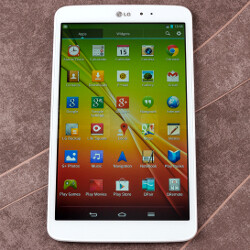 LG G Pad 8.3 launches: $350 gets you 1920x1200 screen and premium chassis
