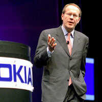 Ex-Nokia chairman admits: