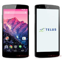 Nexus 5 press shots leak, and new availability info