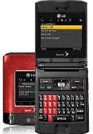 Sprint now offering LG Lotus in red
