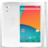 Pure white Nexus 5 is bogus, but