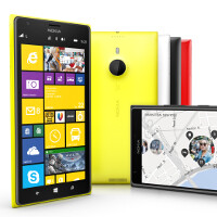 Nokia Lumia 1520 size comparison: just how large is it?