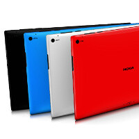 Nokia Lumia 2520 specs comparison vs Apple iPad vs Samsung Galaxy Note 10.1