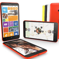 Nokia Lumia 1520 vs Lumia 1320 vs Samsung Galaxy Mega 6.3: specs comparison