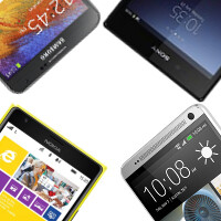 Which phablet would you get: Lumia 1520, One max, Galaxy Note 3, or Xperia Z Ultra?