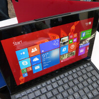Nokia Lumia 2520 hands-on