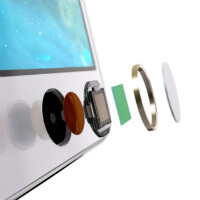 No TouchID fingerprint scanners on new iPads
