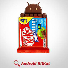 Android 4.4 KitKat focus has been more on a new 'Android TV' interface, rather than phones