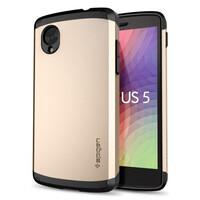 Nexus 5 cases from Spigen appear online with