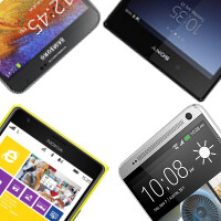 Lumia 1520 scores a victory against Note 3 and Xperia Z Ultra in our poll