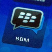 BlackBerry says it has nothing to do with fake BBM reviews on Google Play