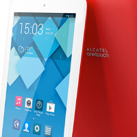 Image of Alcatel ONE TOUCH POP 7 Android tablet leaks