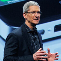 """Cook calls Apple """"a force for good in the world"""""""