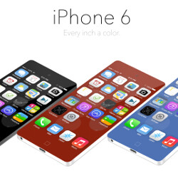 Apple iPhone 6 with 5