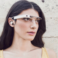 Google Glass gets an earbud, here's how it looks